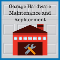 Blue Sky Builders garage hardware maintenance and replacement