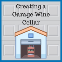 Blue Sky Builders garage wine cellar renovations