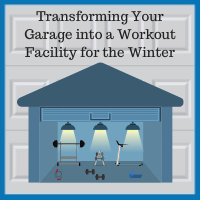 DuPage County garage workout facility tips