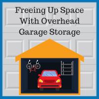 Blue Sky Builders garage overhead storage