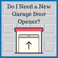 Blue Sky Builders garage door opener replacement