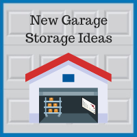 Blue Sky Builders garage storage and organization