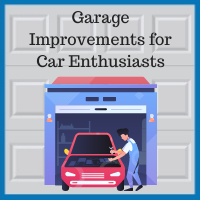 Blue Sky Builders garage improvements for auto enthusiasts