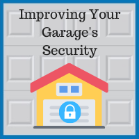 Blue Sky Builders garage security systems