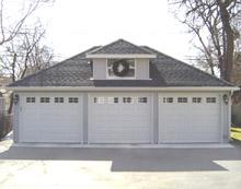Custom Garage 31by22 Hip