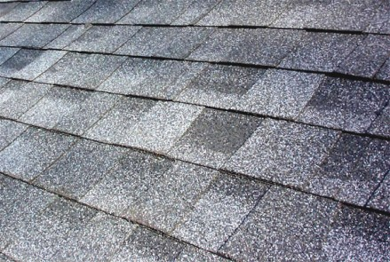 Garage Feature Architectural Shingles