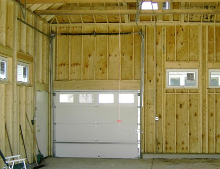 Garage Feature Overhead Door Highlift