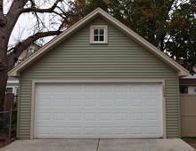 22x22  Gable  Garage