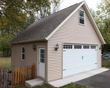 22x26 Gable Garage