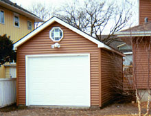 Gable Garage 12by24