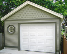 Gable Garage 14by20