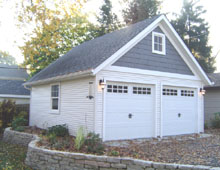 Gable Garage 20by22 2