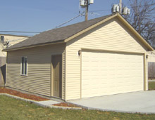 Gable Garage 22by26