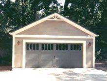 Gable Garage 22by26 2