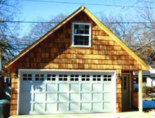 Gable Garage 22by27