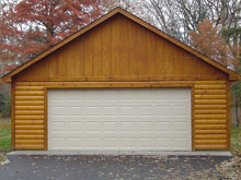 Gable Garage 24by22