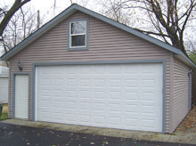 Gable Garage 24by27