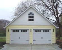 Gable Garage 24by36