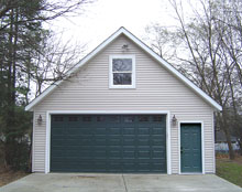 Gable Garage 24by40