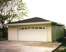 Hip Garage 24by22 offwhite