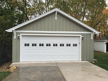 Gable Garage 22by24