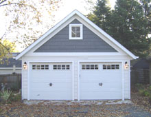 Gable Garage 20x22