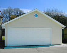 Gable Garage 22by22