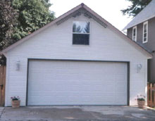 Gable Garage 22by22 2Car